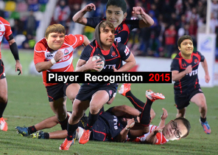 Player Recognitio 2015