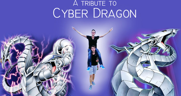 A Tribute to Cyber Dragon