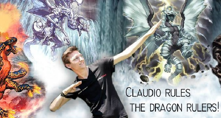 Claudio Rules the Dragon Rulers!