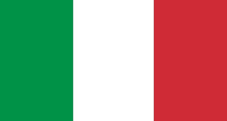 italy-flag-post